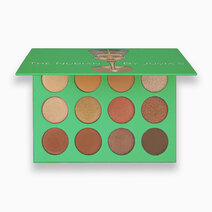Re juvias place the nubian eyeshadow palette