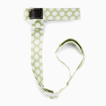 Re sippigrip   delicate dot green cup  bottle toy tether 1