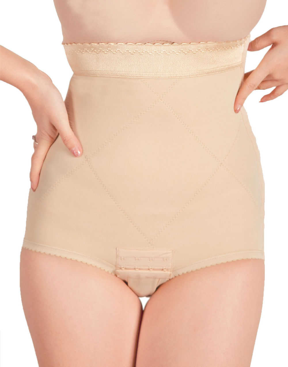 Postpartum Ultra Bikini in Nude by Wink Shapewear | SMALL