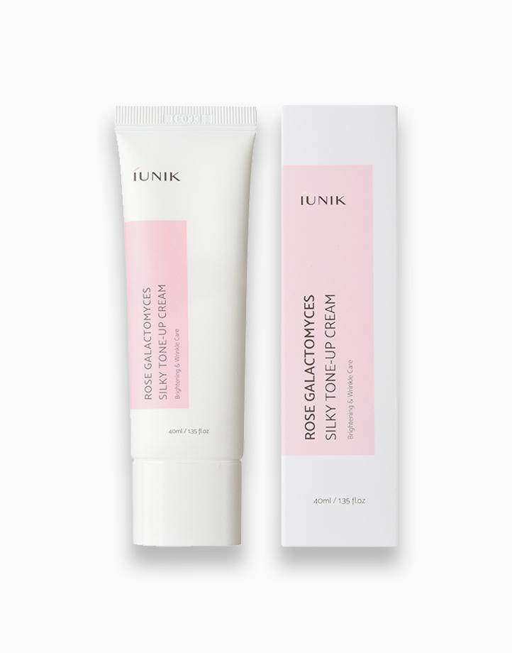 Rose Galactomyces Silky Tone Up Cream by iUnik