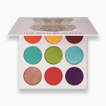 Re juvias place the zulu eye shadow palette