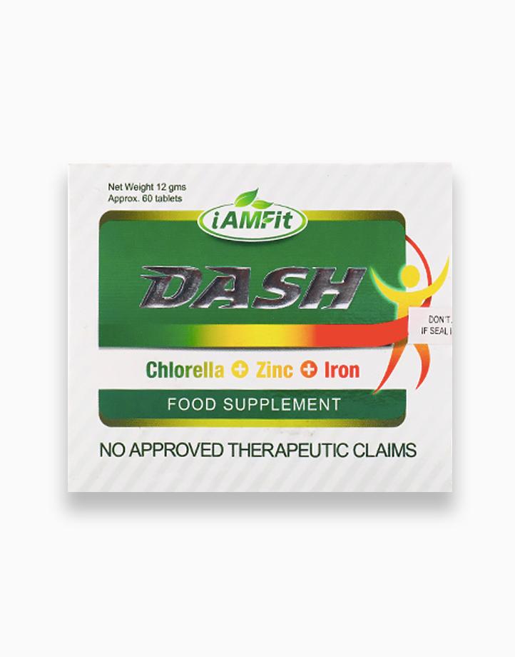 iAMFit Dash (60 tablets) by iAMFit