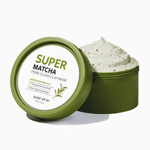 Re super matcha pore clean clay mask