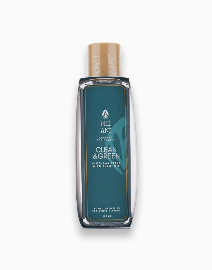 Clean & Green Alco-Sanitizer (150ml) by Pili Ani