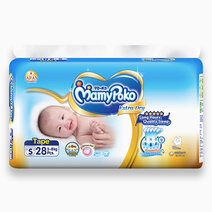 Mamypoko extra dry tape small 28s