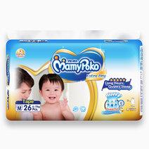 Mamypoko extra dry tape medium 26s