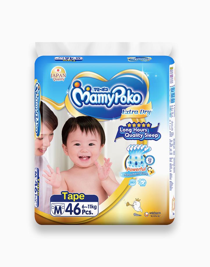 MamyPoko Extra Dry Tape Medium 46s by MamyPoko