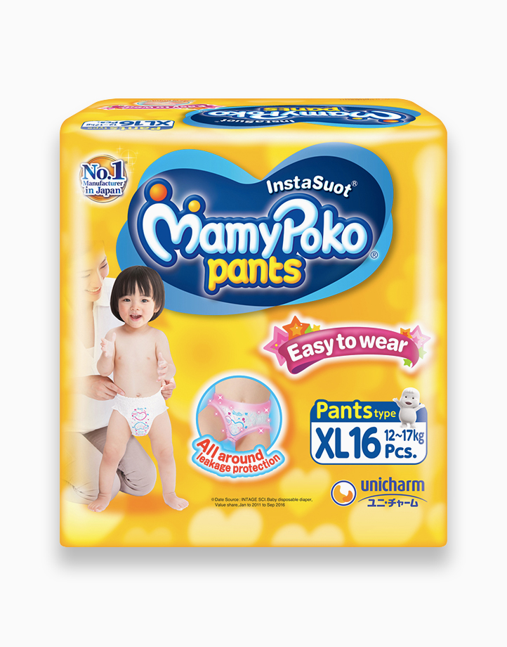 MamyPoko Easy To Wear Pants XL 16s by MamyPoko