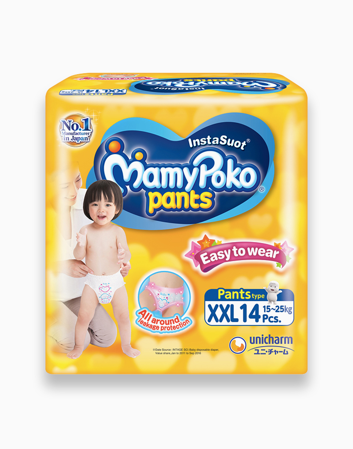 MamyPoko Easy To Wear Pants XXL 14s by MamyPoko