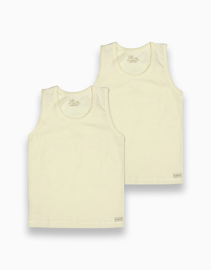 Singlet (Natural) by St. Patrick Baby   24M