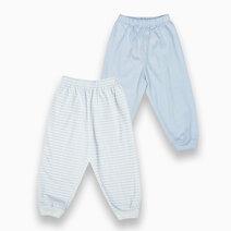 St. patrick pajamas %28powder blue   blue stripes%29