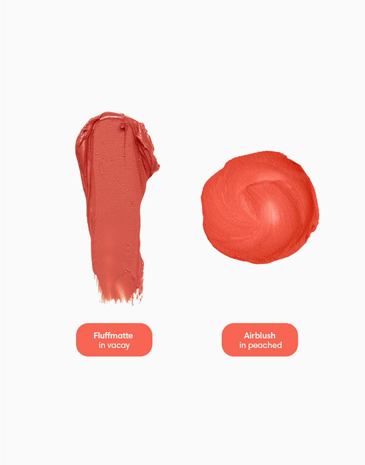 Peachy Duo by Sunnies Face