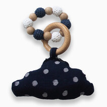 Re cloud sensory toy blue
