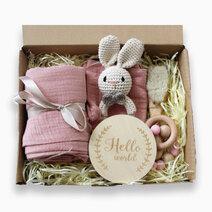 Hello, World! Gift Bundle (Pink) by Love, Leon
