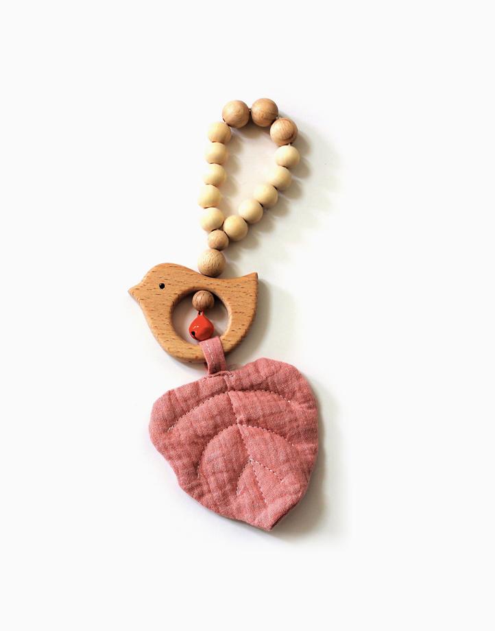 Leaf Sensory Toy by Love, Leon | Pink
