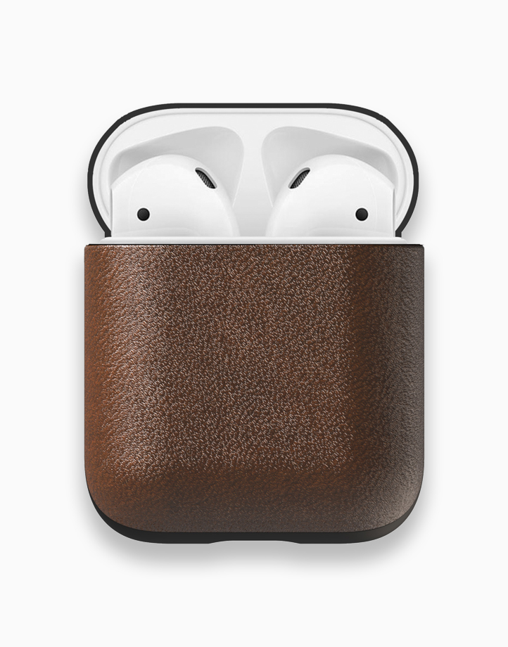 Airpods Case by NOMAD | Rustic Brown