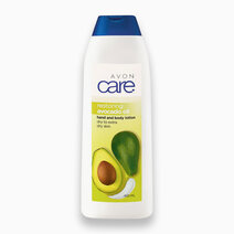 Avon restoring avocado oil hand   body lotion 400ml