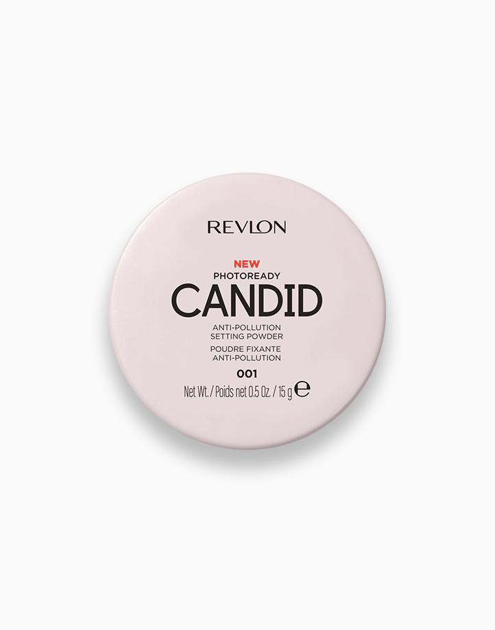 PhotoReady Candid™ Natural Finish Anti-Pollution Setting Powder by Revlon   1