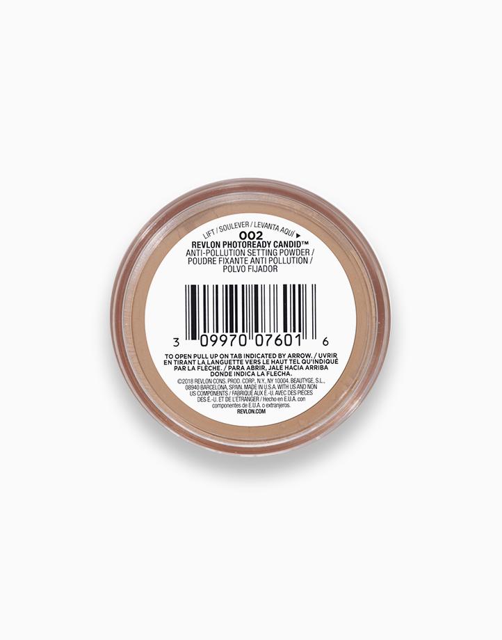 PhotoReady Candid™ Natural Finish Anti-Pollution Setting Powder by Revlon   2