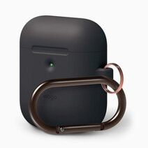 Carabiner case for airpods 2 black 1