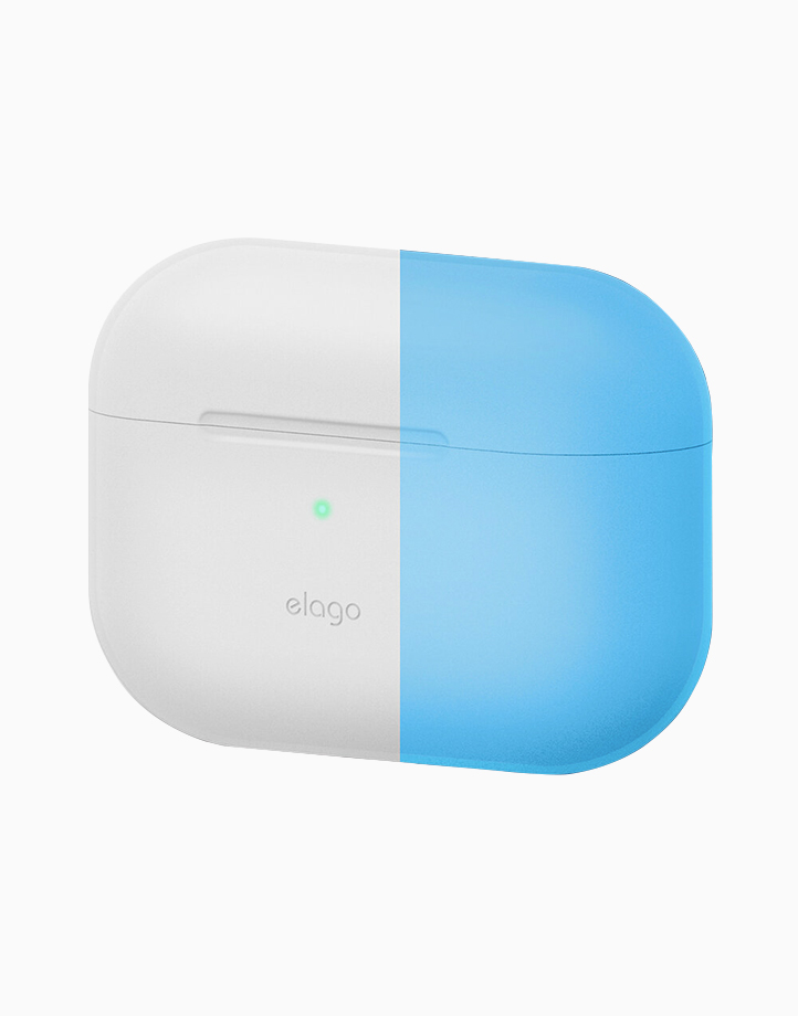 AirPods Pro Case Basic by Elago | Nightglow Blue