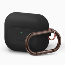 Airpods pro case hang black 1