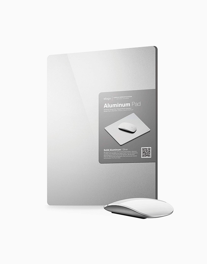 Aluminum Mouse Pad by Elago | Silver