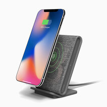 Ion wireless stand fast wireless charger ash 2