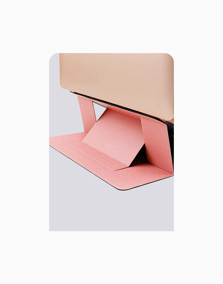 Air-Flow Laptop Stand by MOFT   Rose Gold