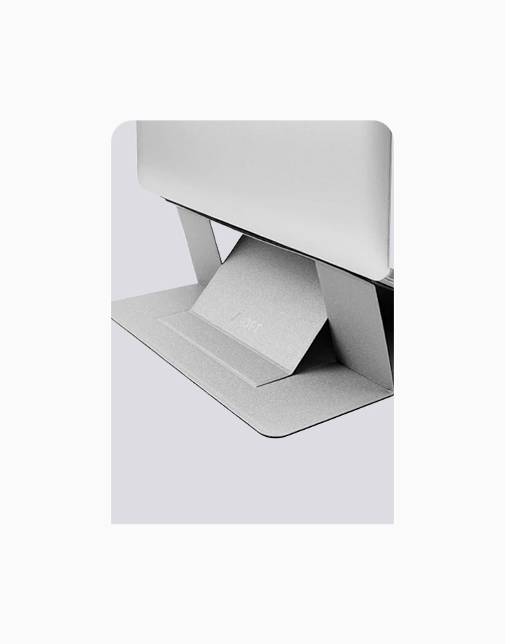 Air-Flow Laptop Stand by MOFT   Silver