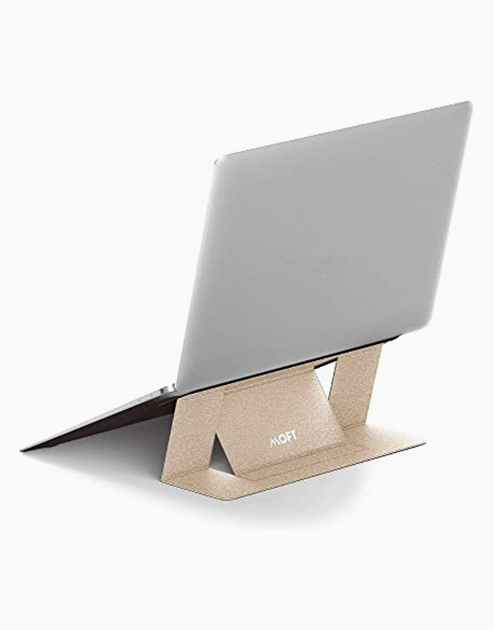 Air-Flow Laptop Stand by MOFT   Gold