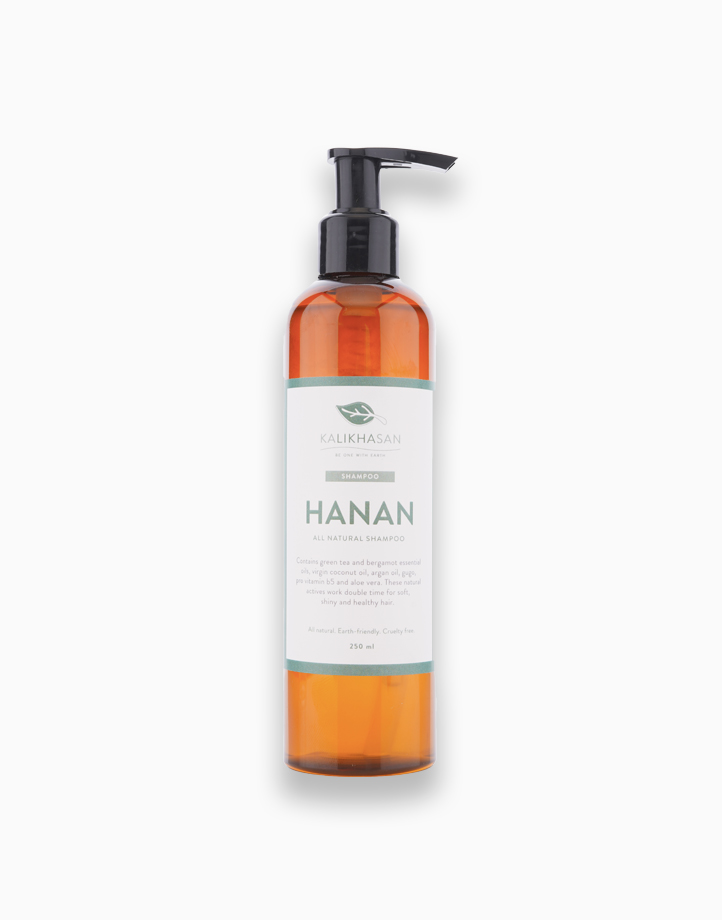 Hanan Shampoo (250ml) by Kalikhasan Eco-Friendly Solutions