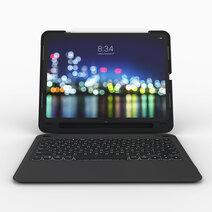 Keyboard slim book go apple ipad pro 11 kb black uk 1