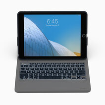 Rugged messenger wireless keyboard apple ipad 10.2 kb charcoal uk 1