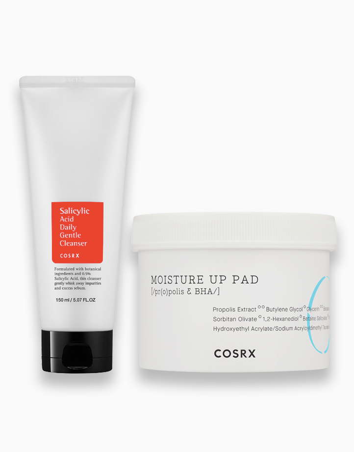 How I Cleared My Acne Starter Pack by COSRX