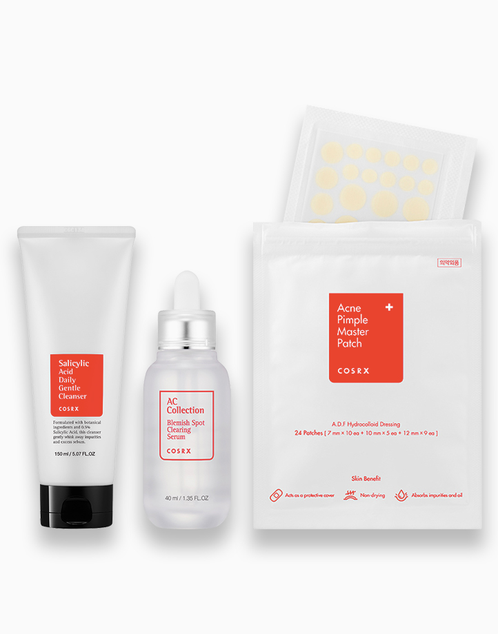 How I Cleared My Acne Bundle by COSRX