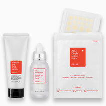 Cosrx bundle how i cleared my acne