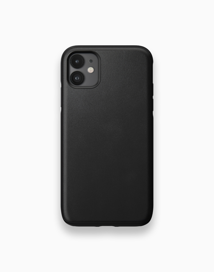 Rugged Case for iPhone 11 by NOMAD   Black
