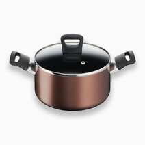 Day by Day IH Stockpot (22cm + Lid) by Tefal Cookware