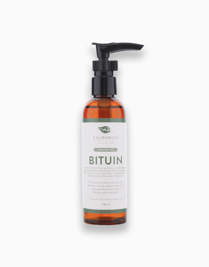 Bituin Massage Oil (100ml) by Kalikhasan Eco-Friendly Solutions