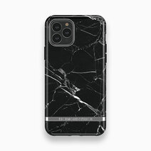 iPhone 11 Pro (Black Marble / Silver) by Richmond & Finch
