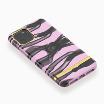 Iphone 11 pro   pink knots   gold 3