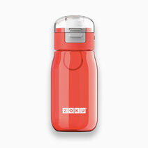 Kids flip gulp bottle red
