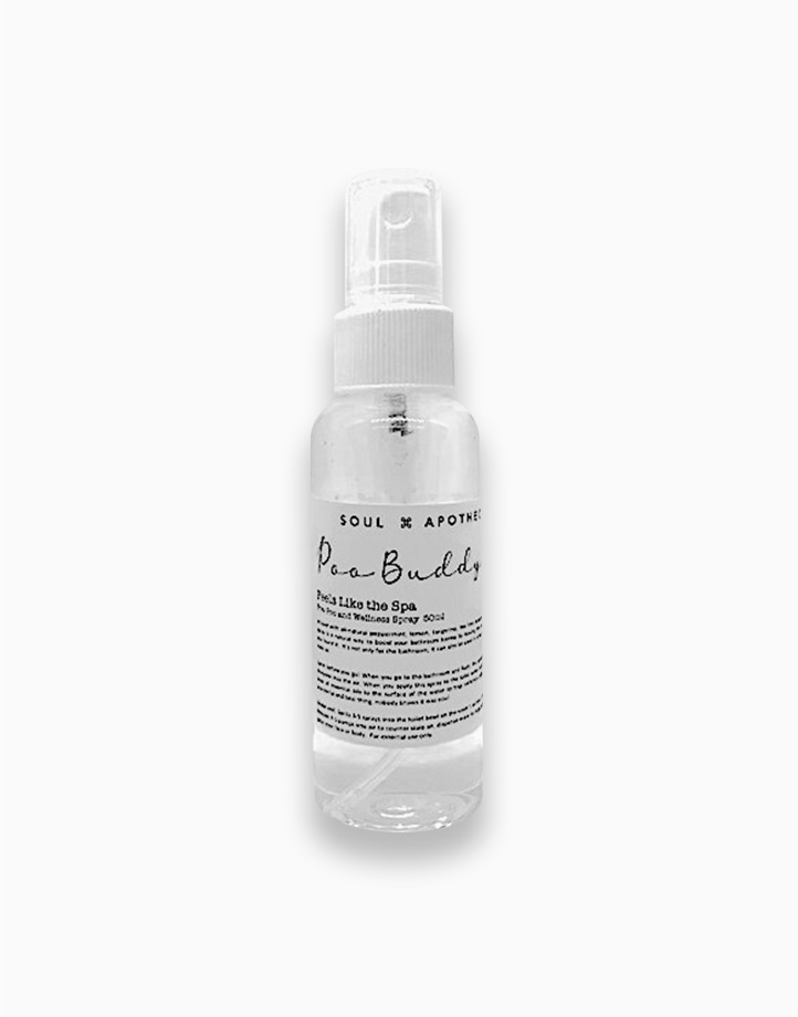 Poo Buddy Pre-Poo & Wellness Spray (50ml) by Soul Apothecary | Feels Like the Spa