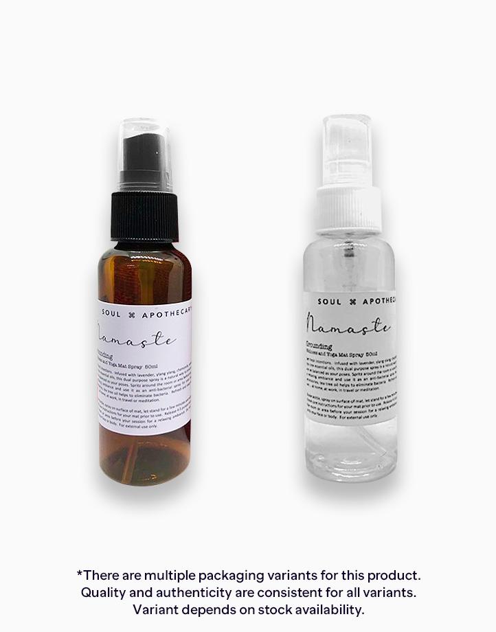 Namaste Wellness & Yoga Mat Spray (50ml) by Soul Apothecary | Grounding