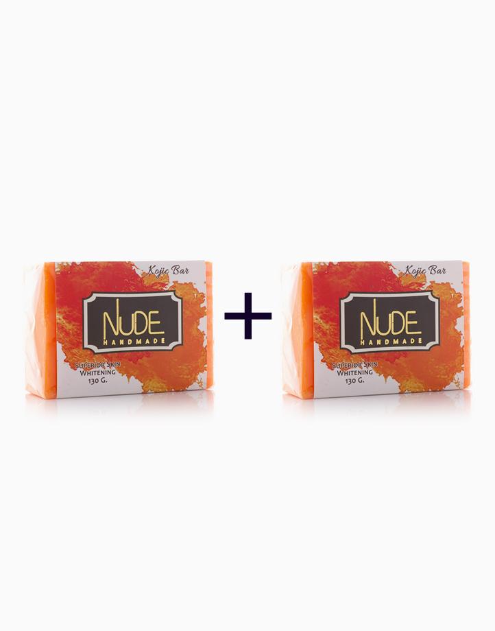 Kojic Bar (130g) (Buy 1, Take 1) by Nude Handmade Essentials