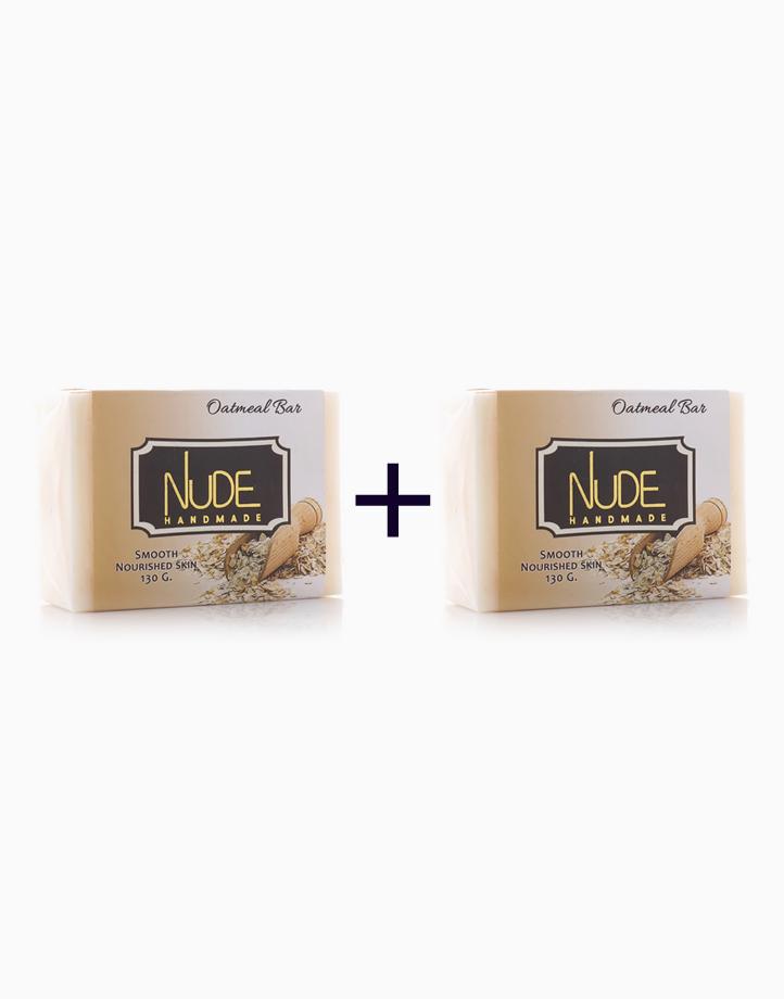 Oatmeal Bar (130g) (Buy 1, Take 1) by Nude Handmade Essentials