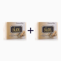 B1t1 nude handmade essentials oatmeal bar %28130g%29