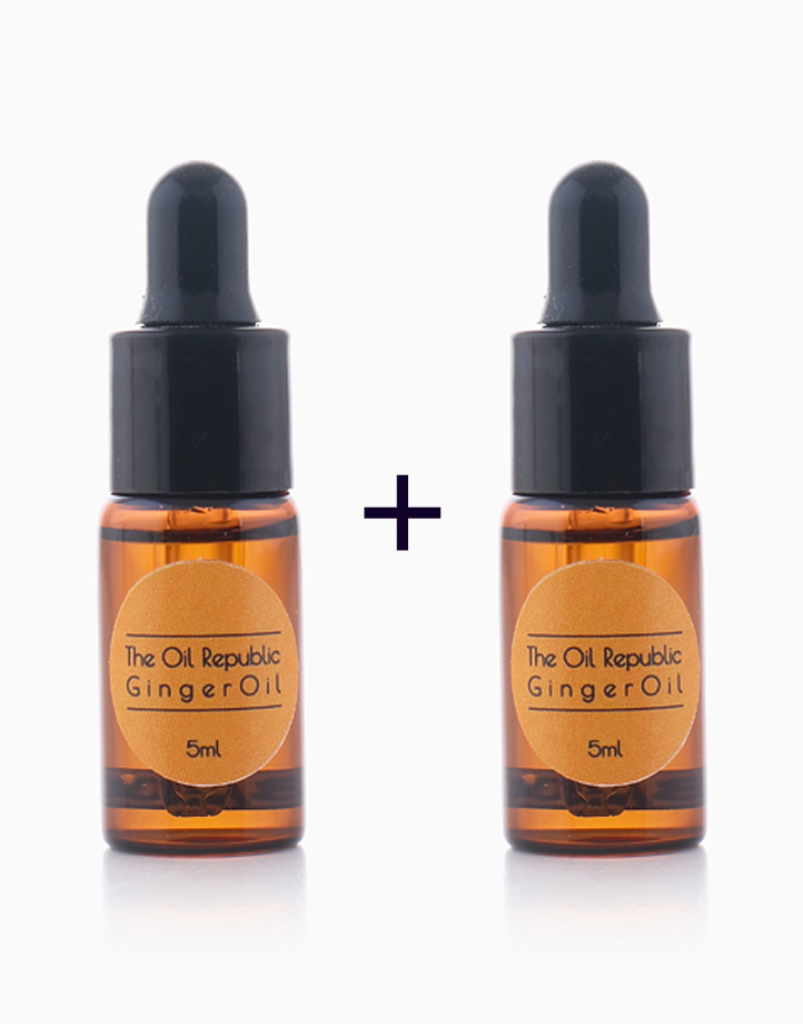 Ginger Oil (Buy 1, Take 1) by Oil Republic