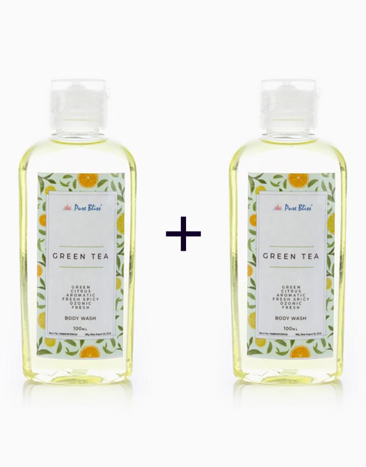 Bath Wash (100ml) (Buy 1, Take 1) by Pure Bliss | Green Tea